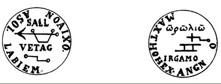 Les Sceaux des Douze Signes du Zodiaque sceaux 12 signes 05