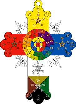La Croix de la Golden Dawn - eso_lamen101