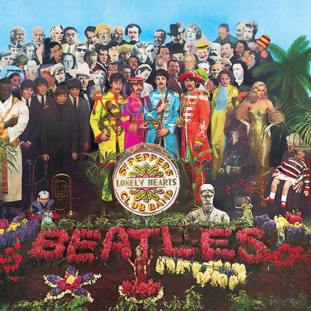 L'Album Sergent Pepper des Beatles et Aleister Crowley, Francis Breakspear