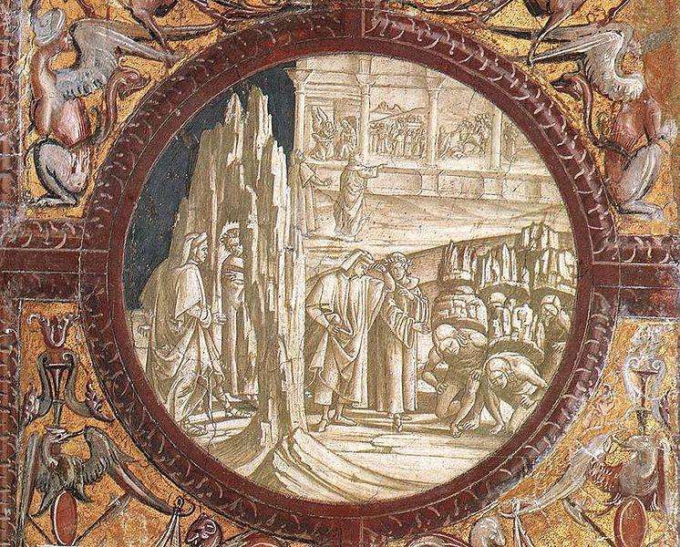 La Doctrine Esotérique de Dante par Sâr Péladan