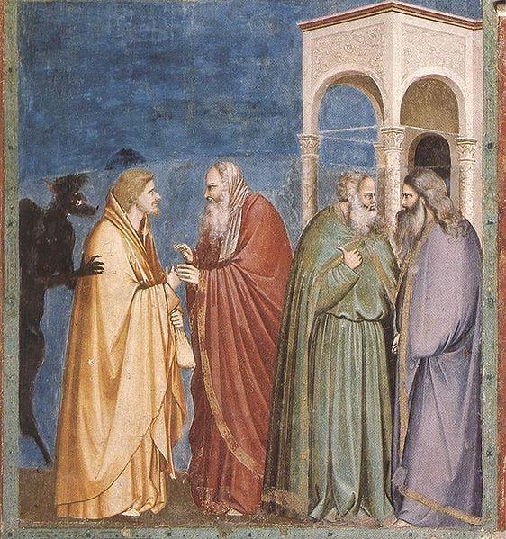 Judas ou les Conditions de la Rédemption 2