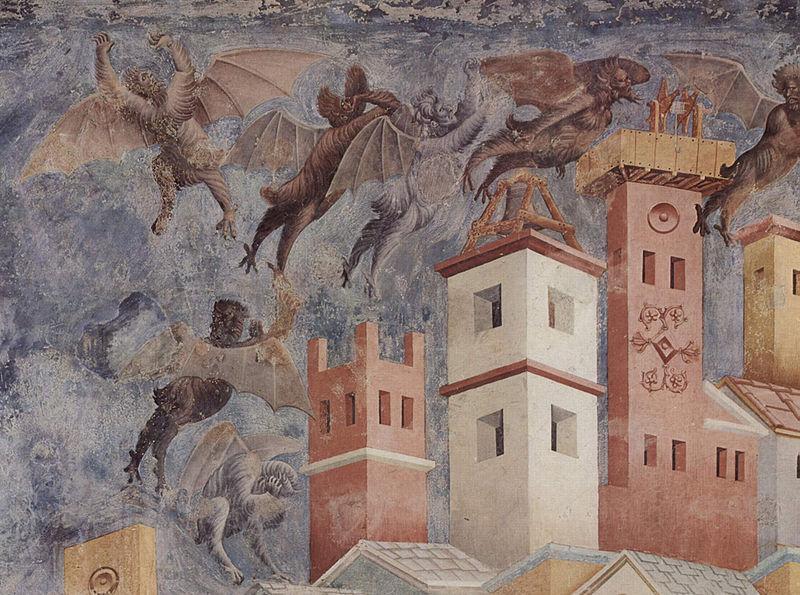 Introduction du Temple de Satan