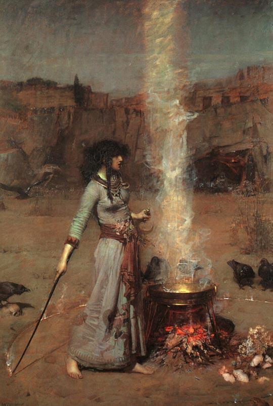 Définition de la Magie et de la sorcellerie EzoOccult