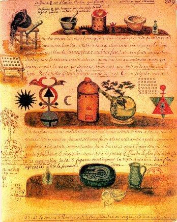 Cinq Traités d'Alchimie