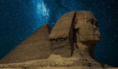Le Sphinx égyptiaque