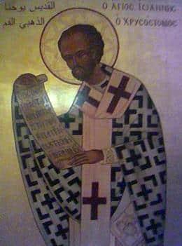 Prières de Saint Jean Chrysostome EzoOccult