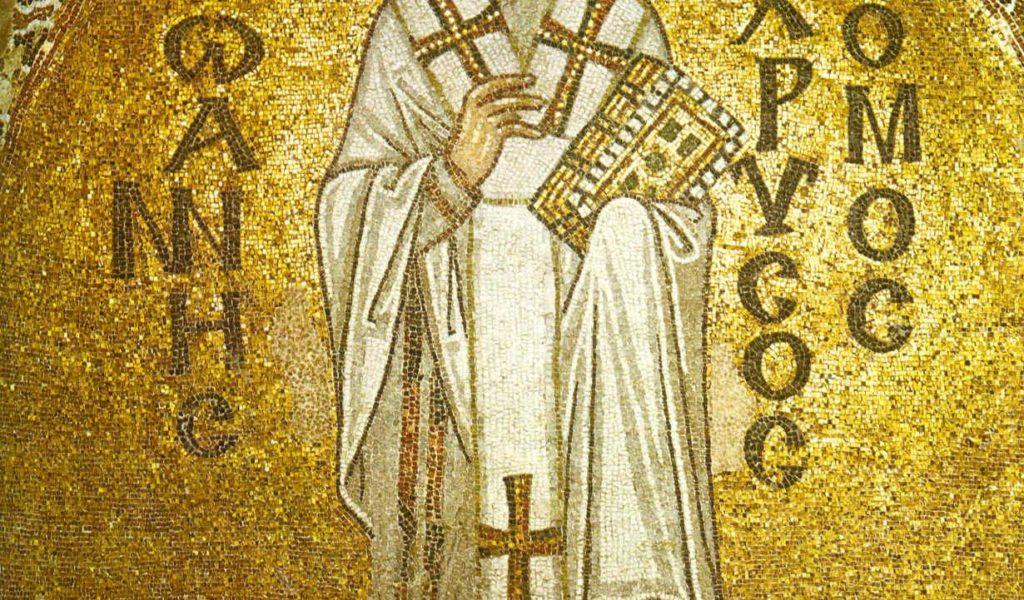 Prières de Saint Jean Chrysostome