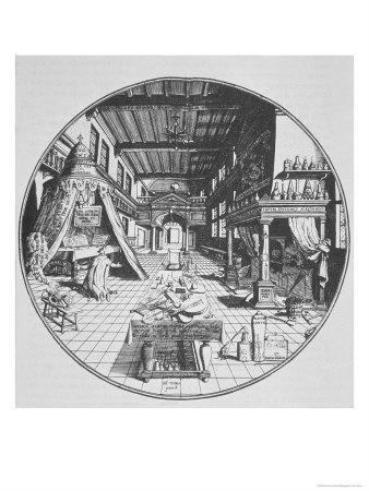 Les opérations alchimiques selon Dom Pernety