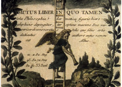 Le Mutus Liber Planche 1