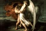 Le Combat de Jacob et de l'Ange EzoOccult