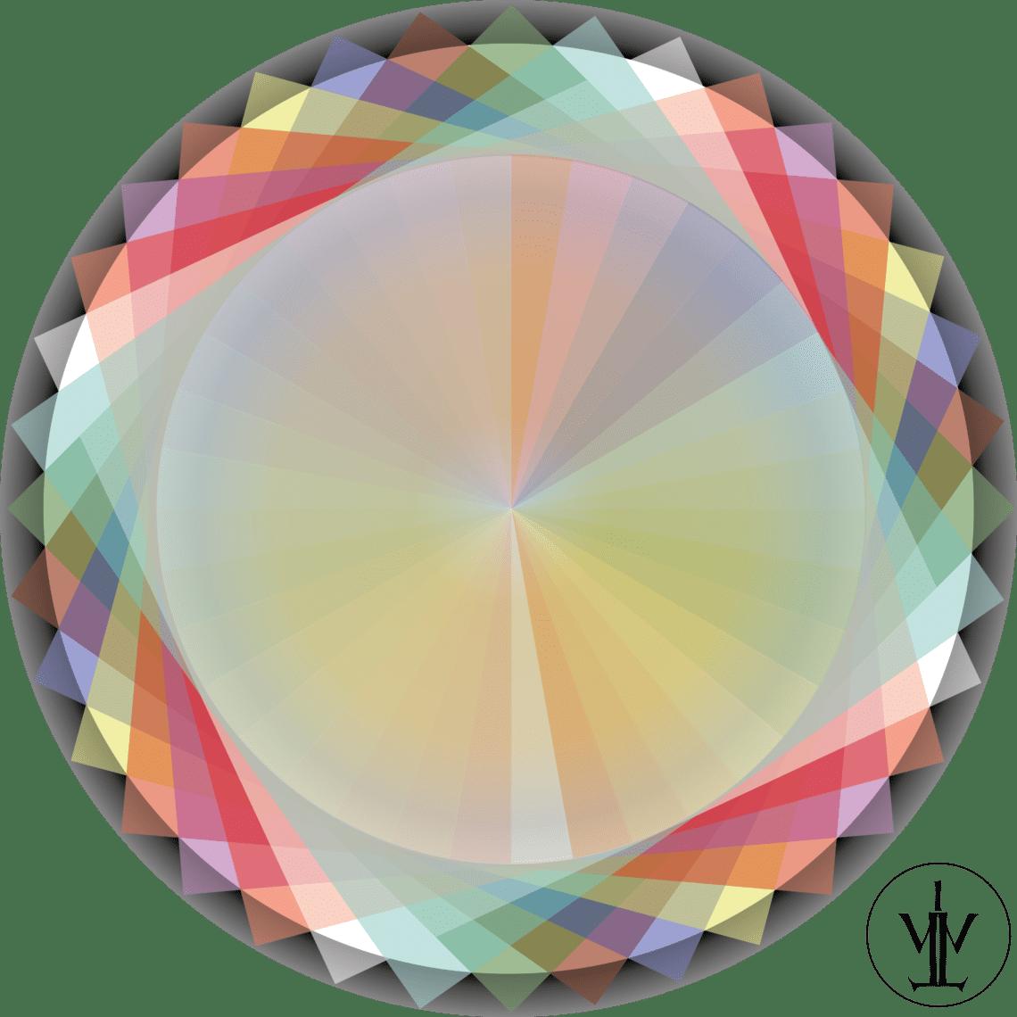 Les lettres dans l'espace du Temple EzoOccult image 2