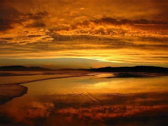 Samurai Beach sunset - Va vers Toi