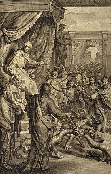 Une exégèse sur la Verge d'Aaron