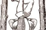La Clé de la Magie Noire - Le Pendu : L'Esclavage Magique EzoOccult