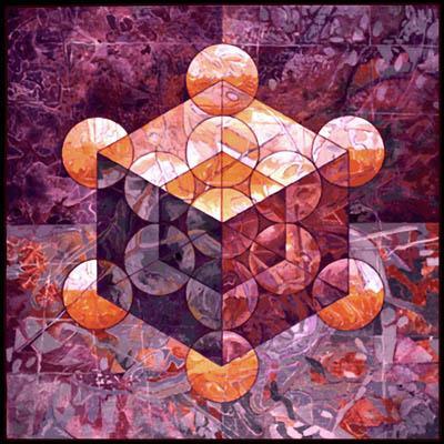 Cube Metatron 1