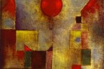 Ballon Rouge, Paul Klee, 1922.