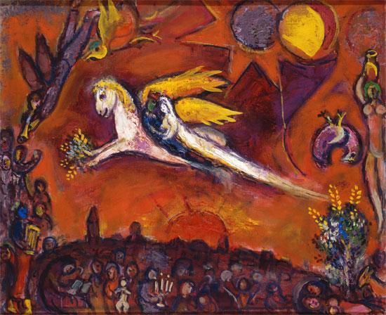 Cantique des Cantiques - Marc Chagall