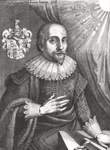 Portrait de Robert Fludd
