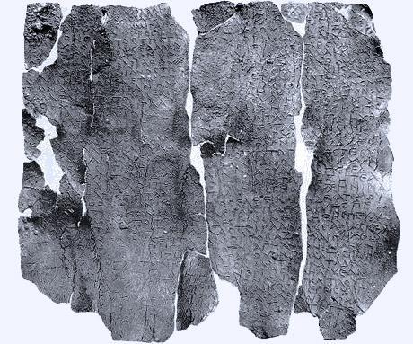 Les tablettes d'exécration gallo-romaines