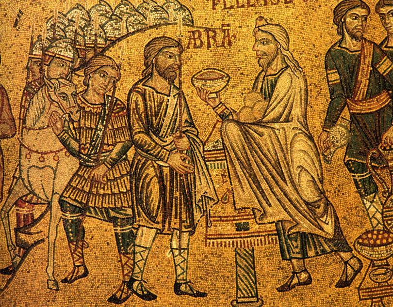 Le Prêtre Roi Melchisédech par Émile Besson
