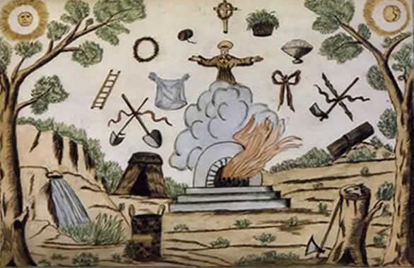 Symboles carbonari