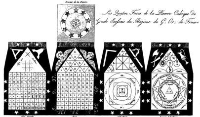 Les alphabets maçonniques EzoOccult image 16