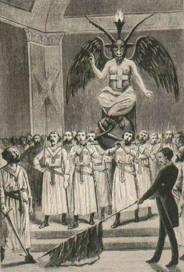 Les Templiers par Matter EzoOccult