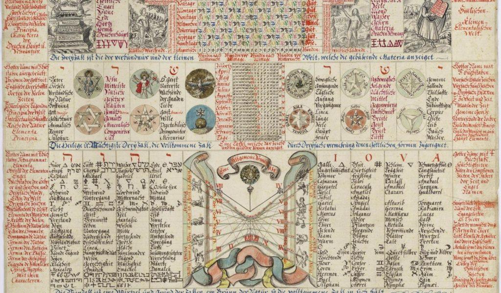 La Virga Aurea et le Calendarium Naturale Magicum