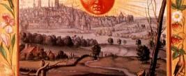 La pierre au rouge – planche 22, Splendor Solis, XVIe siècle.