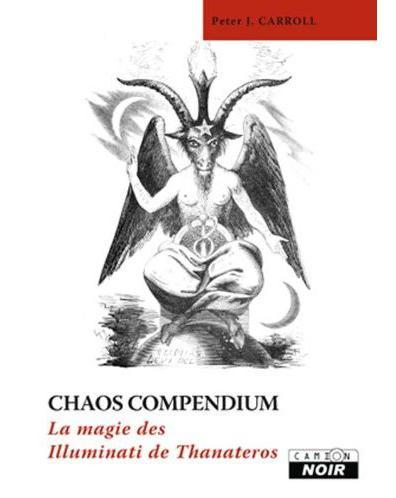 Le Chaos Compendium, la magie des illuminati de Thanateros