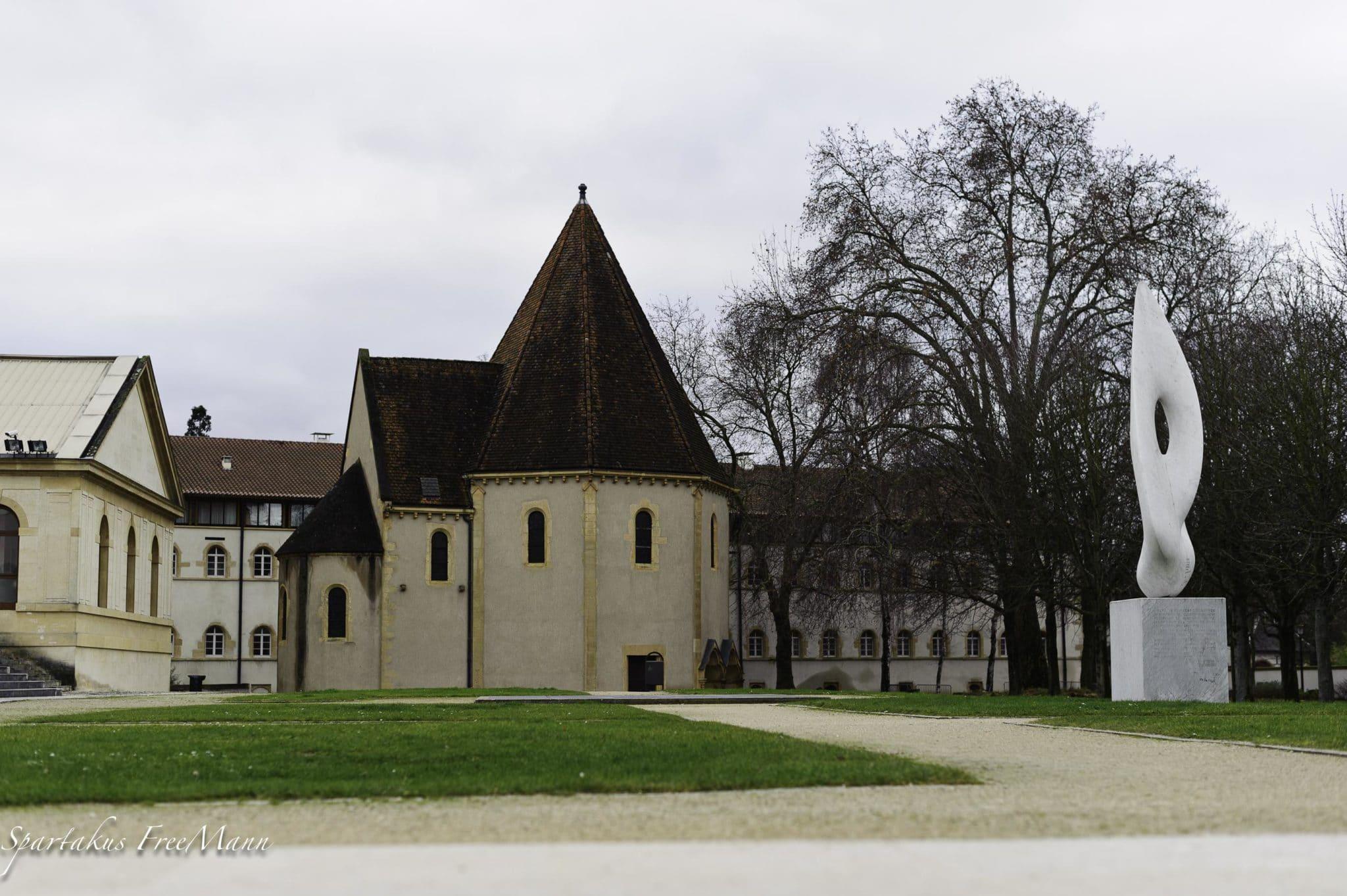 La Chapelle templière aujourd'hui EzoOccult image 1