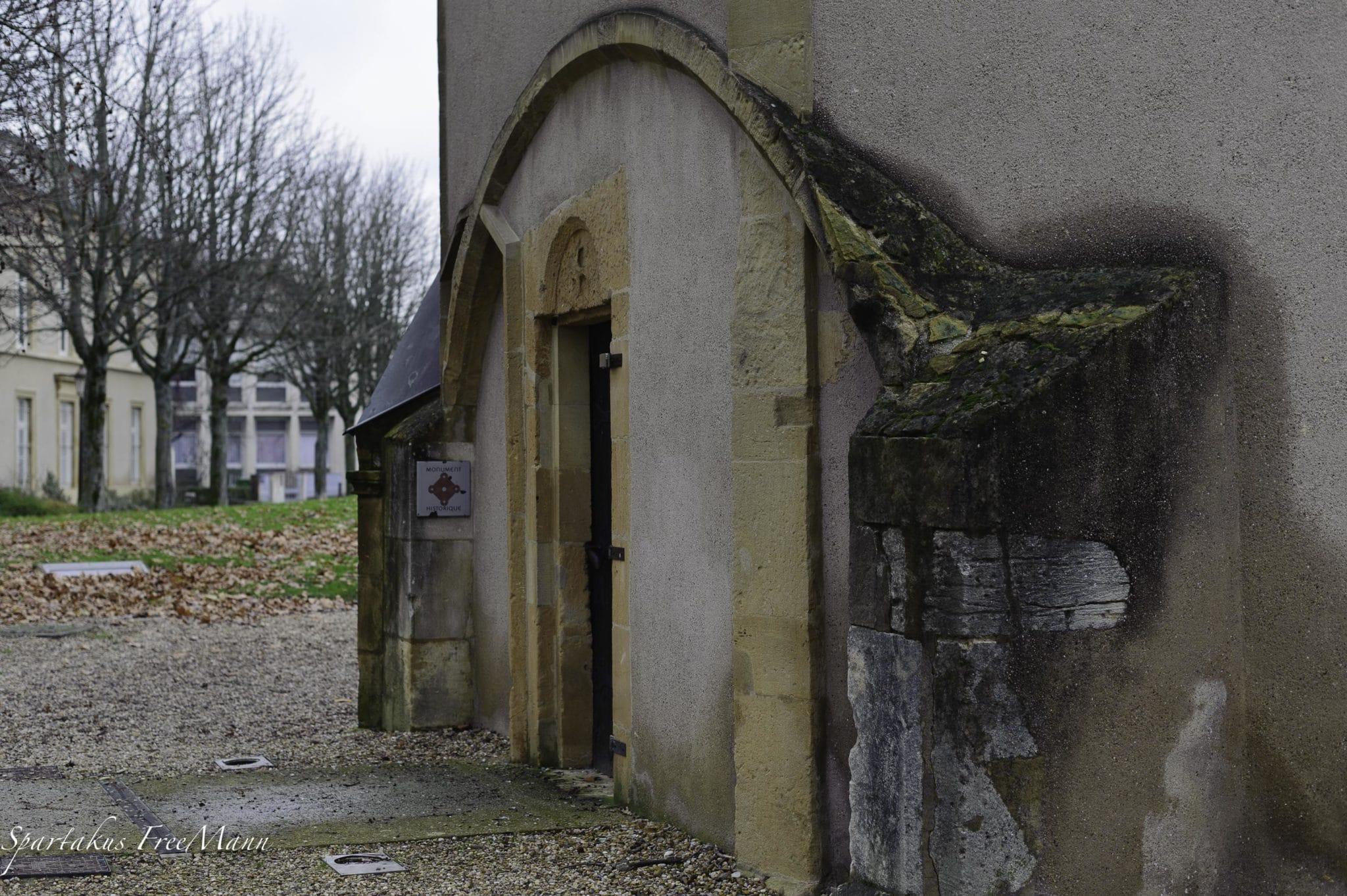 La Chapelle templière aujourd'hui EzoOccult image 6