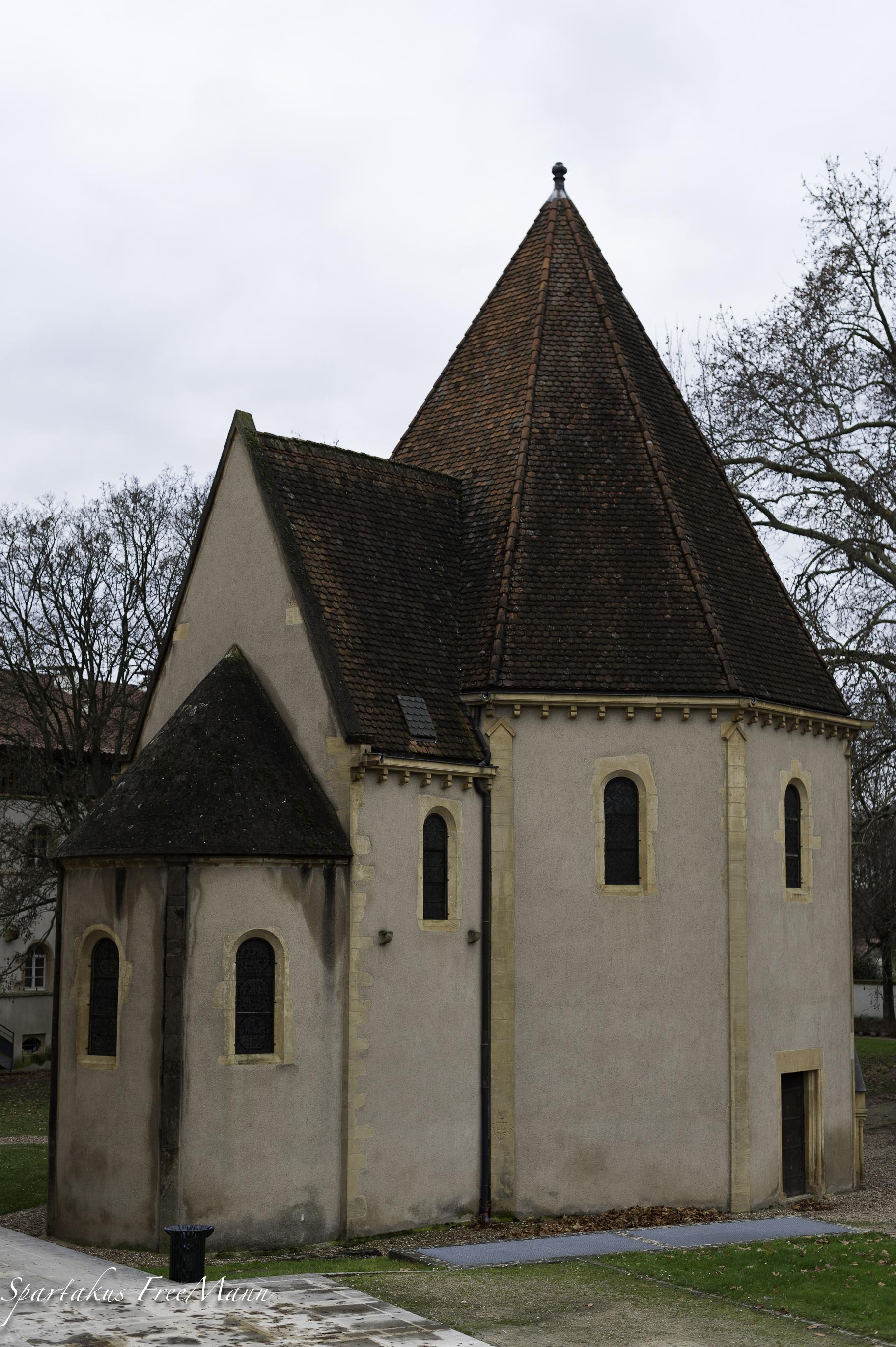 La Chapelle templière aujourd'hui EzoOccult image 8