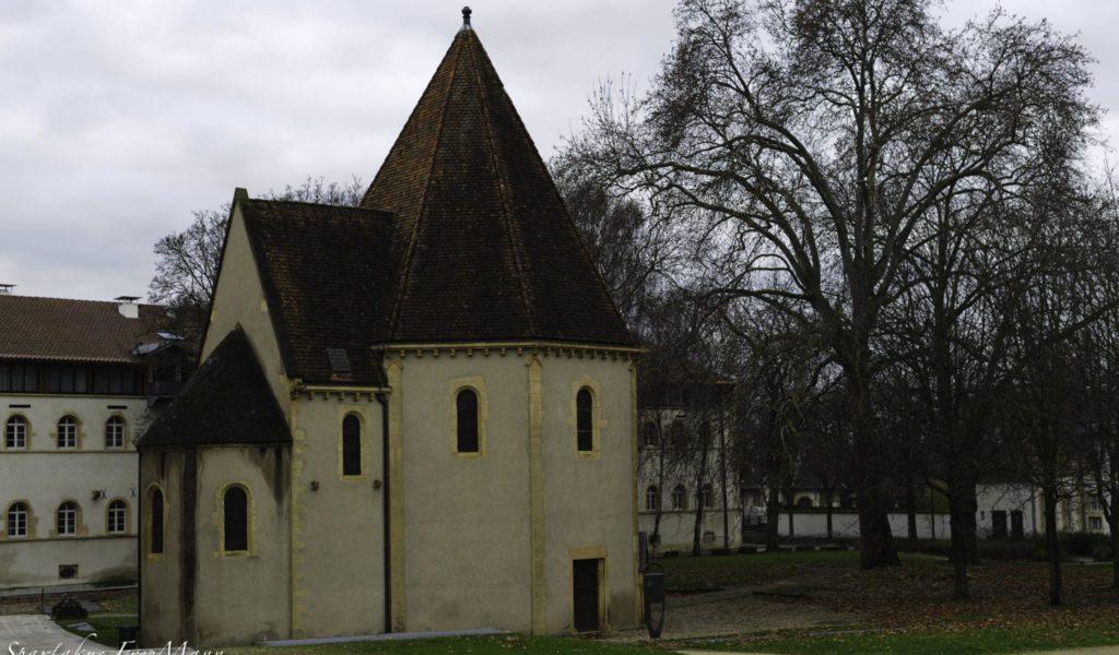 La Chapelle templière aujourd'hui EzoOccult image 10