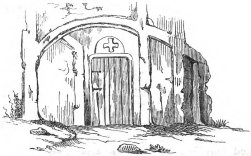Porte de la Chapelle templière