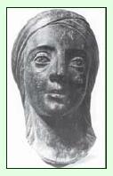 buste d'Isis aujourd'hui