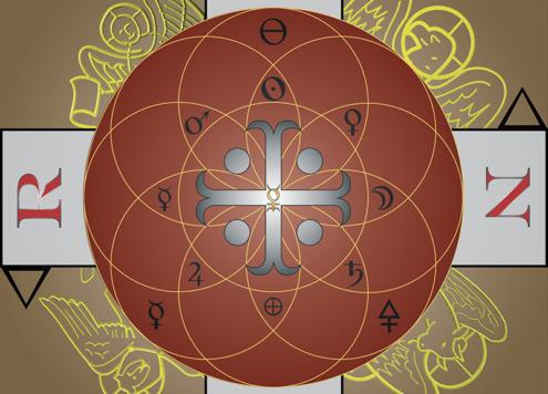 Théories et symboles de la Philosophie Hermétique : chapitre 6
