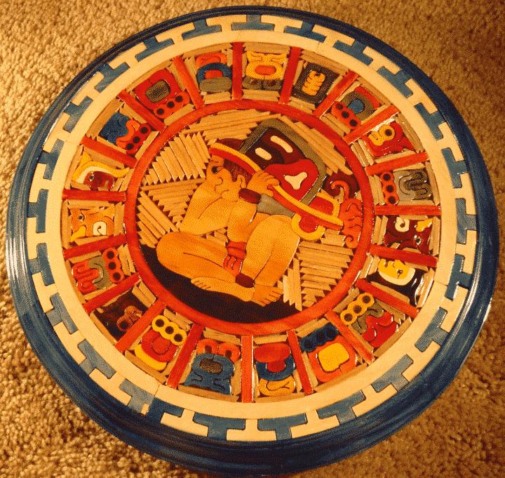 Les Mayas et la fin du monde EzoOccult