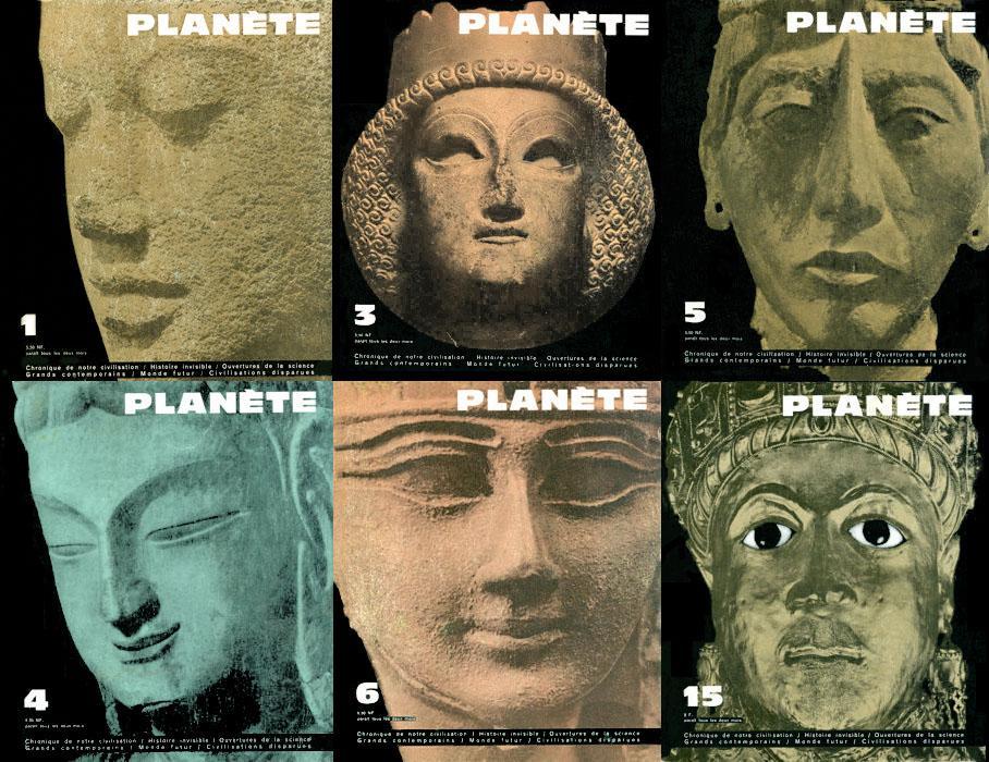 Revue Planète