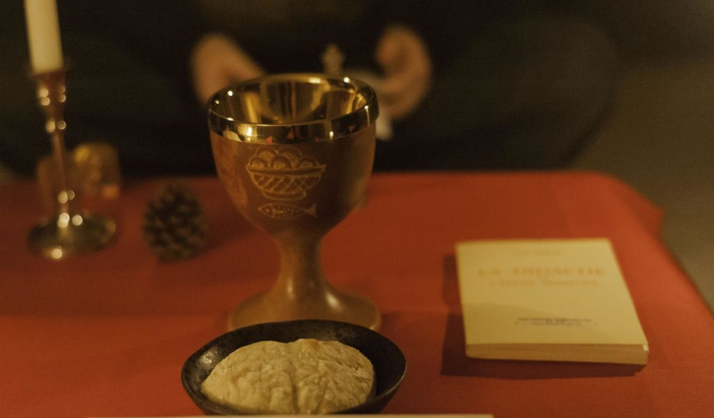 Messe gnostique à Thomas