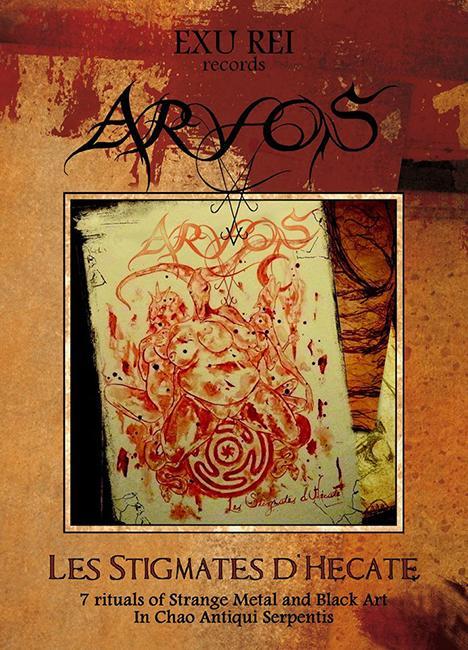 Aryos : Les stigmates d'Hécate