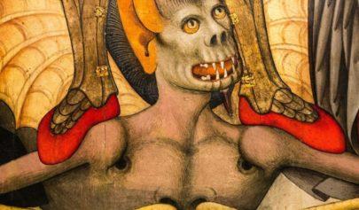L'infernale sarabande des Templiers par Albert Jannin.