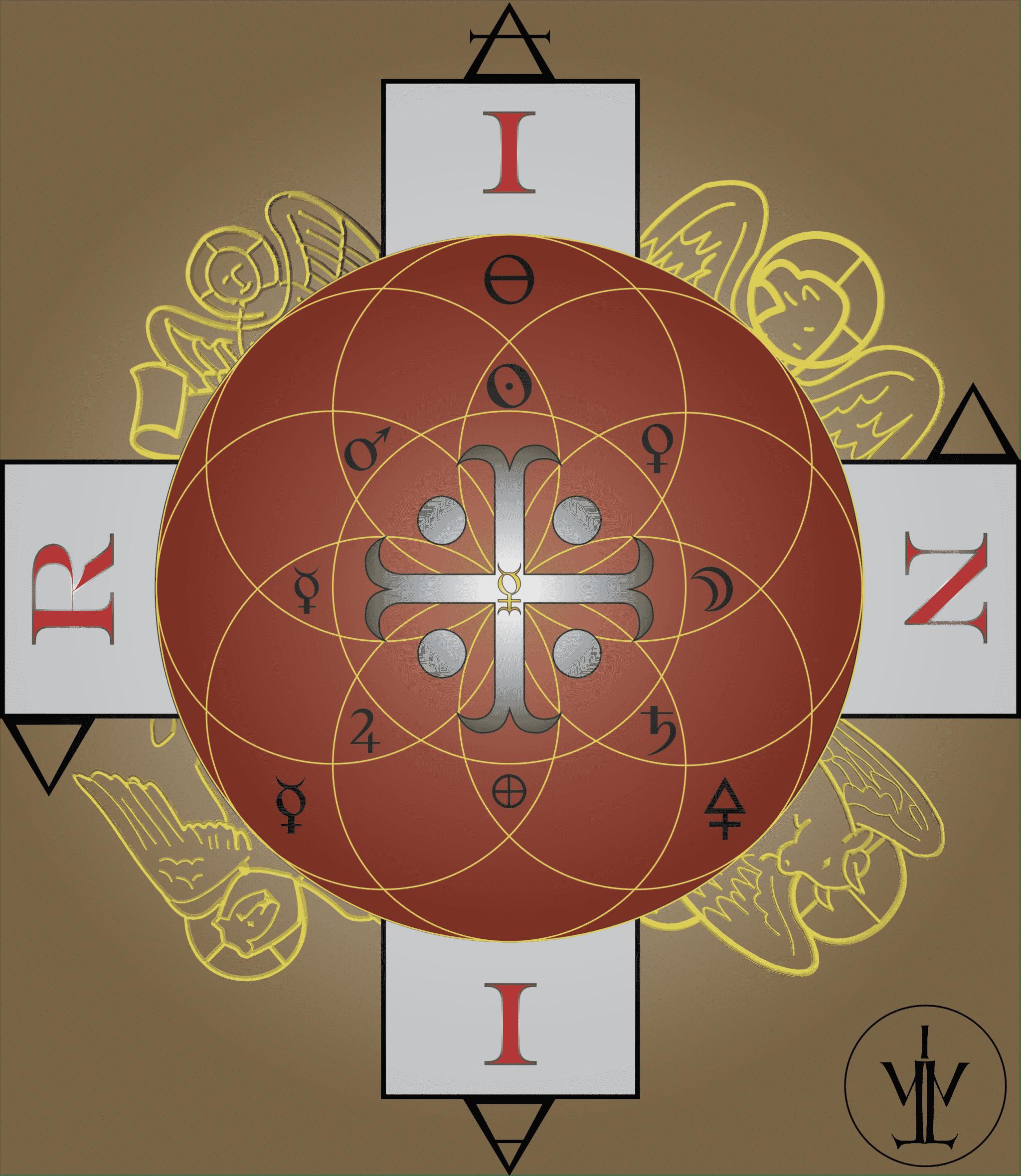 Rose-Croix d'Orient et Alchimie Spirituelle EzoOccult image 25