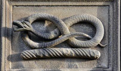 Le serpent, persistance de son culte dans l'Afrique du Nord, J.-H. Probst-Biraben