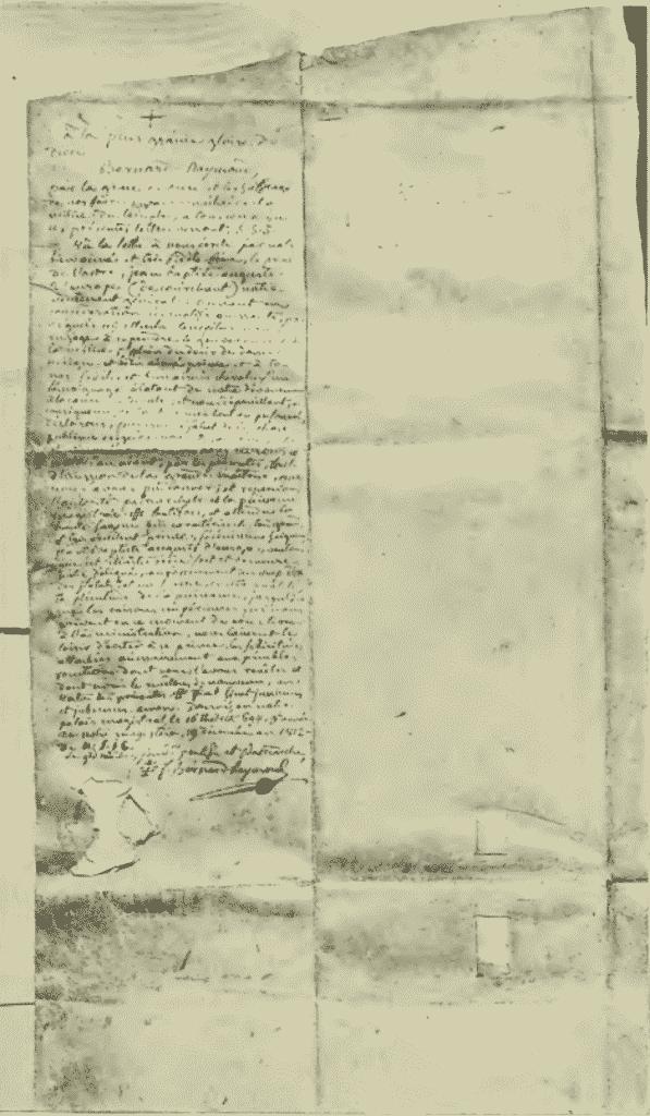 La Charte Larmenius