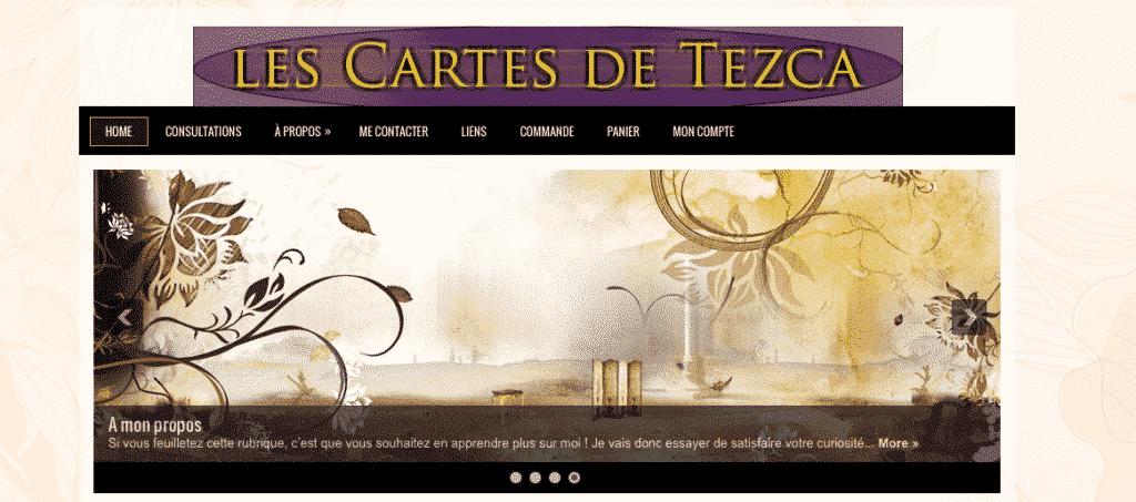 Les Cartes de Tezca