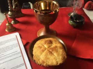 Messe gnostique de l'Eglise Gnostique Chaote