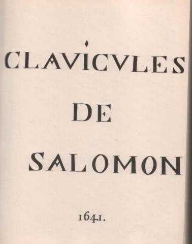 Les clavicule de salomon-001
