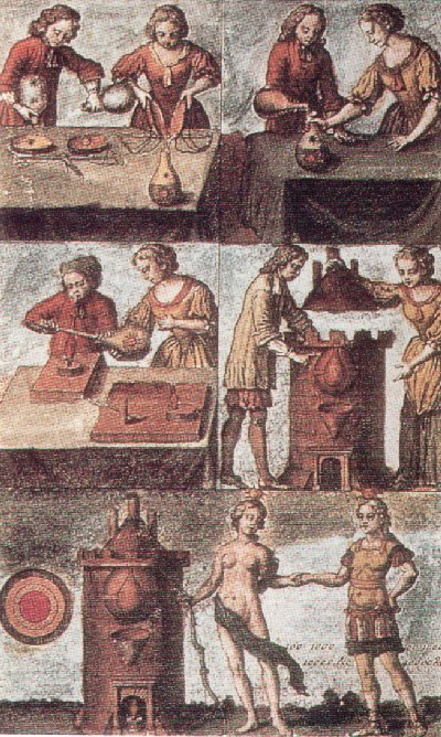 Mutus Liber d'Altus Planche 13
