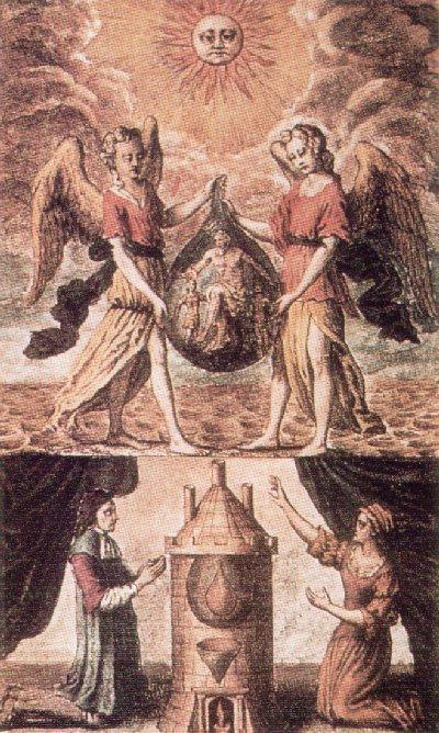 Mutus Liber d'Altus Planche 2